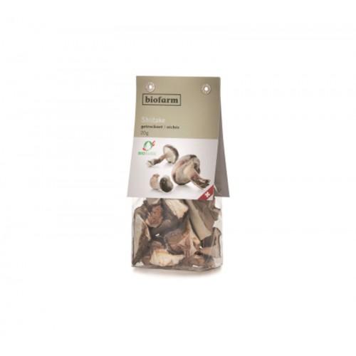 BIOFARM Shii-Take Pilze Knospe Btl 20 g