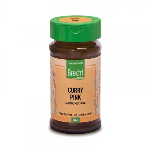 BRECHT Curry pink Bio Glas 40 g