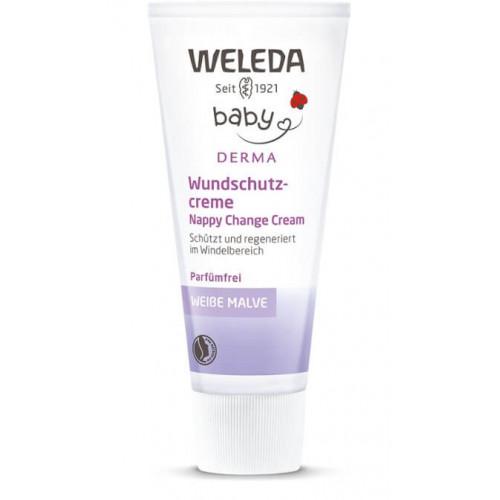 WELEDA BABY Derma Weisse Malve Babycreme 50 ml