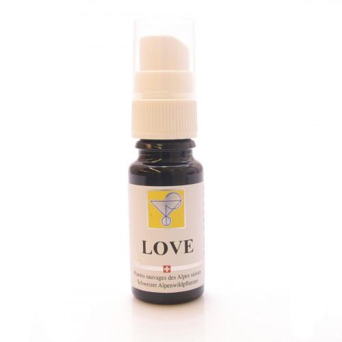 ODINELIXIR Blüteness Fertigmi Love Spr 10 ml