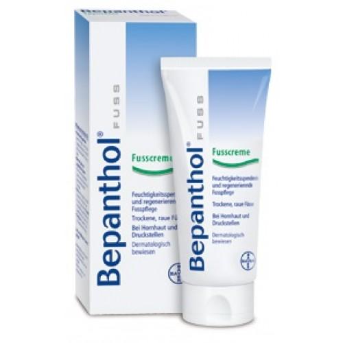 BEPANTHOL Fusscreme Tb 100 ml