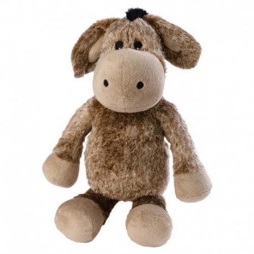 BEDDY BEAR Wärme Stofftier Esel