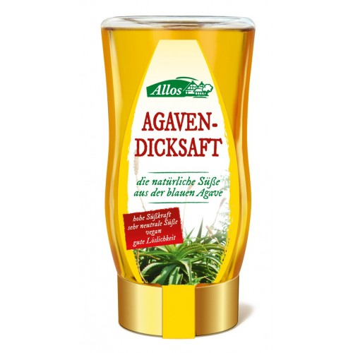 ALLOS Agavendicksaft Bio 250 ml