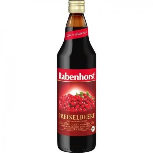RABENHORST Preiselbeer Muttersaft Bio 750 ml