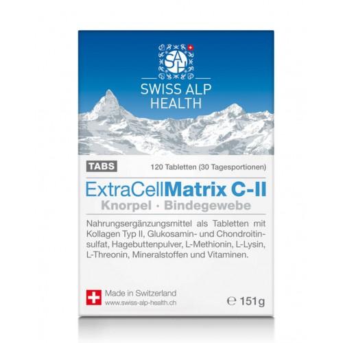 EXTRA CELL MATRIX C-II TABS für Gelenke 120 Stk