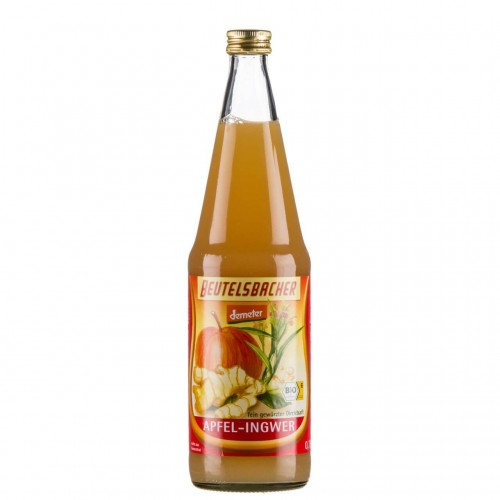 BEUTELSBACHER Apfel-Ingwer-Saft Fl 0.7 lt