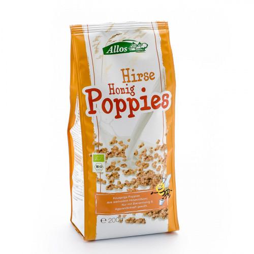 ALLOS Poppies Hirse-Honig Btl 200 g