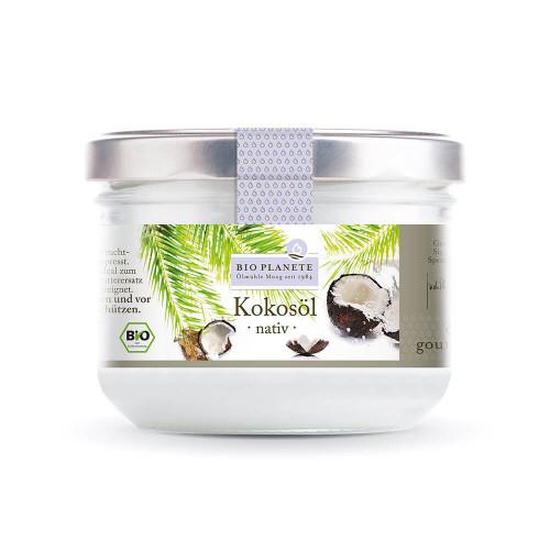 BIO PLANETE Kokosöl nativ alt Glas 200 ml