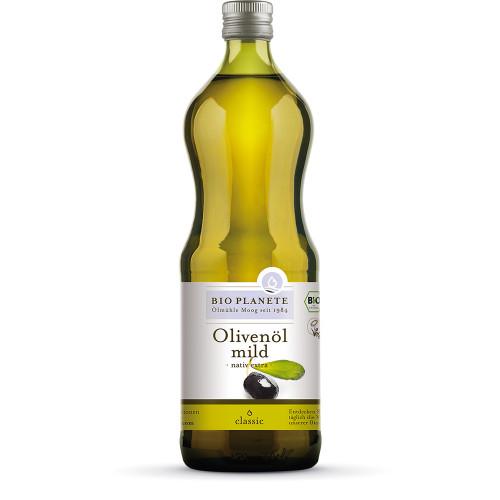 BIO PLANETE Olivenöl mild nativ extra Fl 0.5 lt