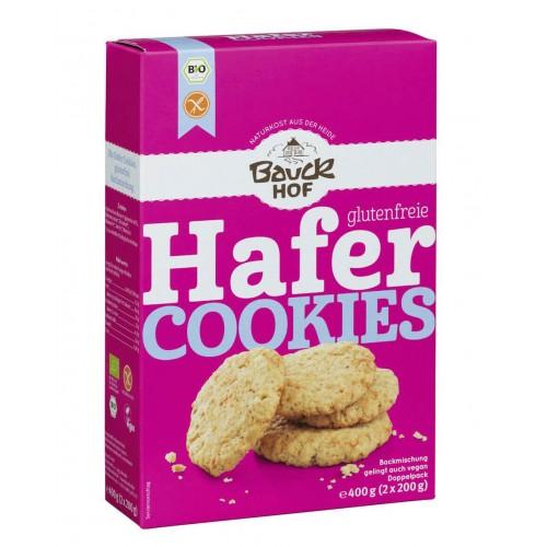 BAUCKHOF Hafer Cookies Backmis glutenf 400 g