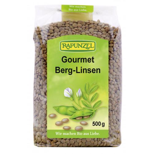 RAPUNZEL Berg-Linsen Gourmet 500 g