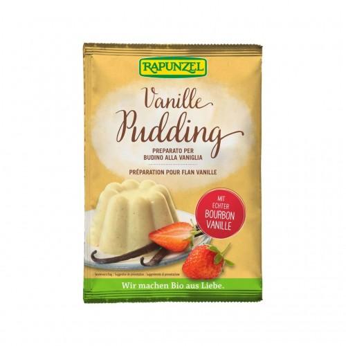 RAPUNZEL Puddingpulver Vanille 40 g