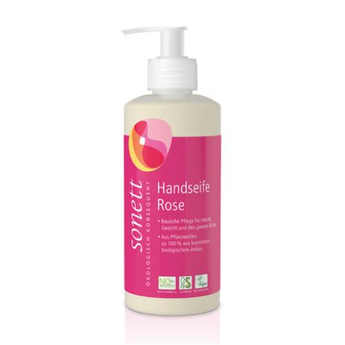 SONETT Handseife Rose Pumpspender 300 ml