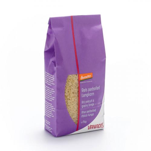 VANADIS Reis Parboiled weiss 1 kg