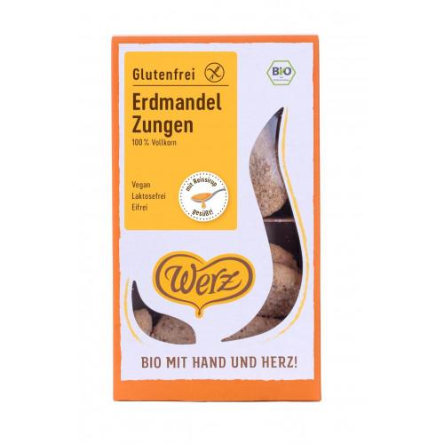 WERZ Erdmandel-Flocken 250 g
