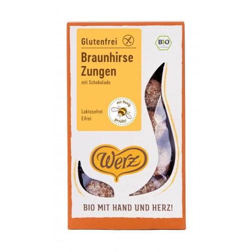 WERZ Zungen Braunhirse 150 g