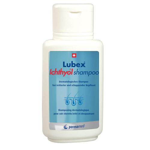 LUBEX Ichthyol shampoo 200 ml