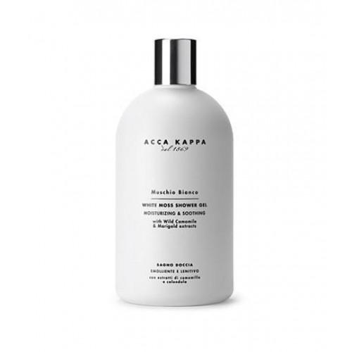 AK TOILETRIES White Moss Bath & Sh Gel 500 ml