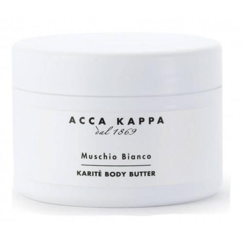 AK TOILETRIES White Moss Body Butter 250 g