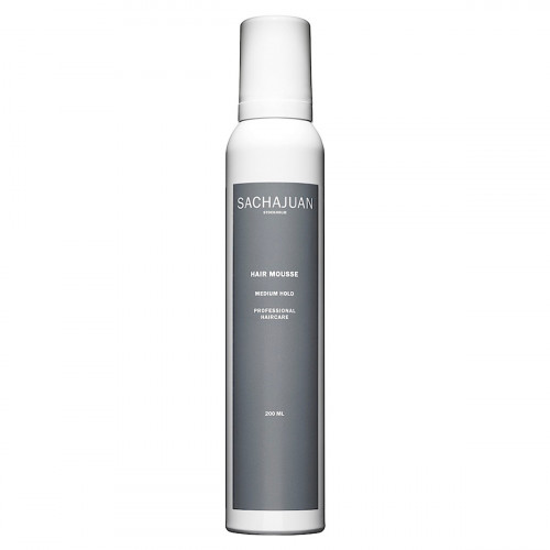 SACHAJUAN STYLING Hair Mousse Medium Hold 200 ml