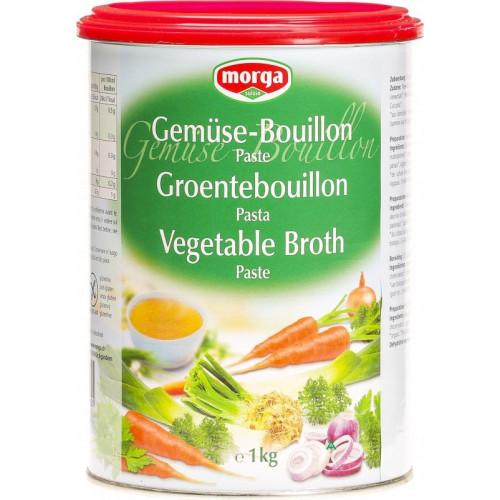 MORGA Gemüse Bouillon Paste Ds 1 kg