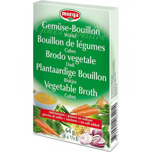 MORGA Gemüse Bouillon Würfel 8 Stk
