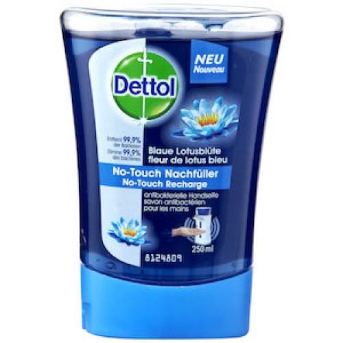 DETTOL No-Touch Seife Nachf blauer Lotus 250 ml