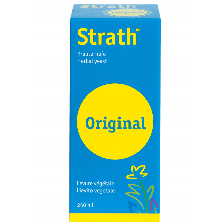 Hier sehen Sie den Artikel STRATH Original liq 250 ml aus der Kategorie Kurmittel/Nahrungsergänzung. Dieser Artikel ist erhältlich bei apothekedrogerie.ch