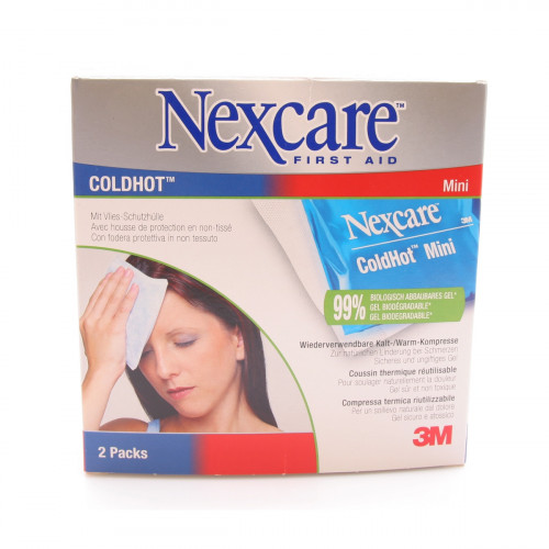 3M NEXCARE ColdHot Therapy Pack Gel Mini 2 Stk