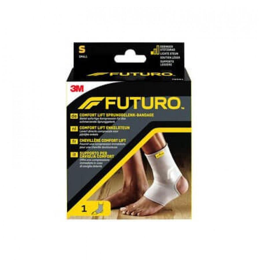 Hier sehen Sie den Artikel 3M FUTURO Bandage Comf Lift Sprunggelenk S aus der Kategorie Knöchelbandagen. Dieser Artikel ist erhältlich bei apothekedrogerie.ch