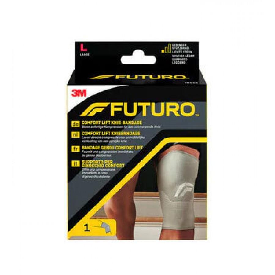 Hier sehen Sie den Artikel 3M FUTURO Bandage Comf Lift Knie L aus der Kategorie Kniebandagen. Dieser Artikel ist erhältlich bei apothekedrogerie.ch