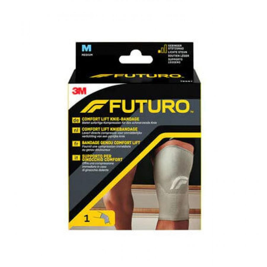 Hier sehen Sie den Artikel 3M FUTURO Bandage Comf Lift Knie M aus der Kategorie Kniebandagen. Dieser Artikel ist erhältlich bei apothekedrogerie.ch