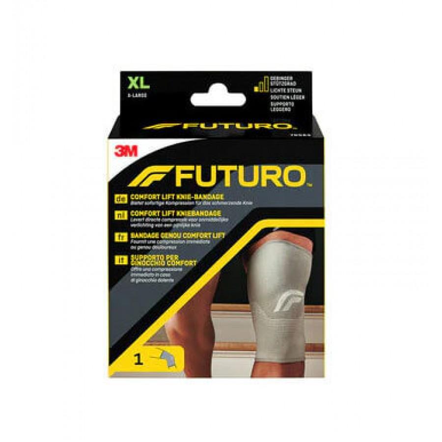 Hier sehen Sie den Artikel 3M FUTURO Bandage Comf Lift Knie XL aus der Kategorie Kniebandagen. Dieser Artikel ist erhältlich bei apothekedrogerie.ch