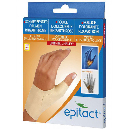 EPITACT flex Aktivitäts-Daumenbandage L 17-19cm li