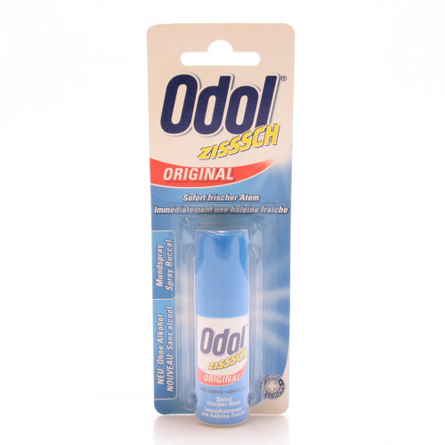 ODOL Mundspray ORIGINAL ohne Alkohol 15 ml