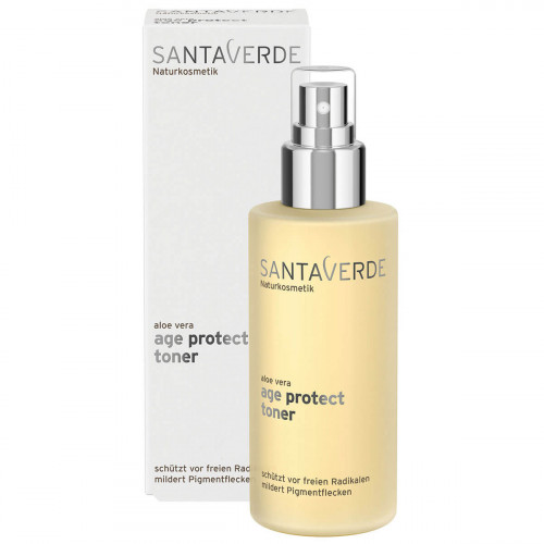 SANTAVERDE ALOE FACE Age Protect Toner 100 ml