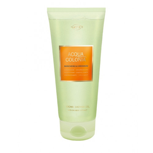 4711 ACQUA COLONIA Mandarine&Cardamom Shower Gel 200 ml