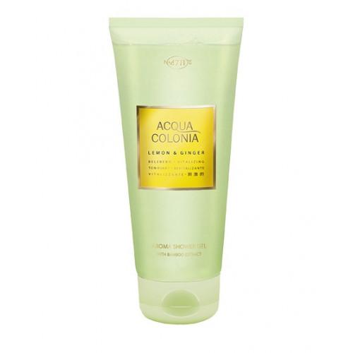 4711 ACQUA COLONIA Lemon&Ginger Shower Gel 200 ml