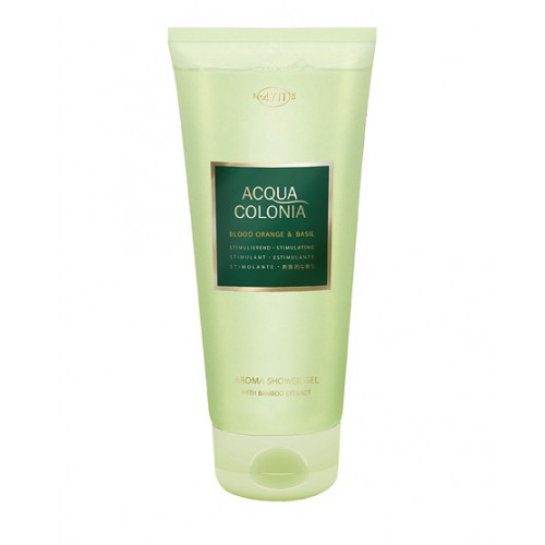 4711 ACQUA COLONIA Blood Orange&Basil Shower Gel 200 ml