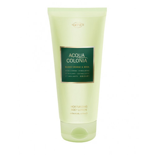 4711 ACQUA COLONIA Blood Orange&Basil Body Lotion 200 ml