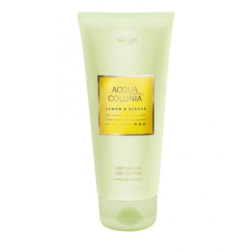 4711 ACQUA COLONIA Lemon&Ginger Body Lotion 200 ml