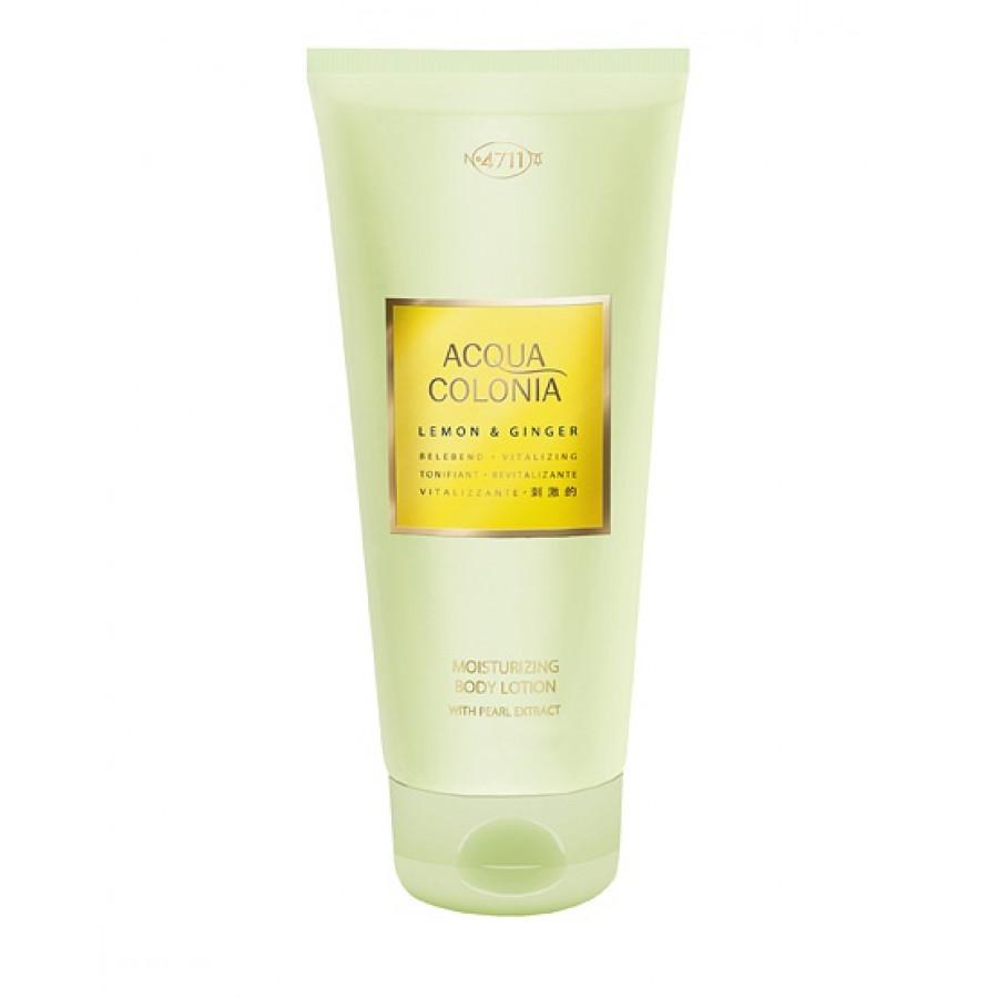 Hier sehen Sie den Artikel 4711 ACQUA COLONIA Lemon&Gin Body Lot 200 ml aus der Kategorie Körpermilchen/Cremen/Öle. Dieser Artikel ist erhältlich bei apothekedrogerie.ch