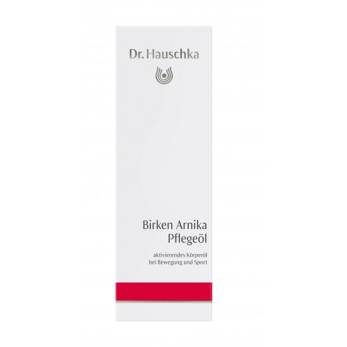 DR HAUSCHKA Birken Arnika Pflegeöl 75 ml
