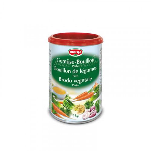 MORGA Gemüse Bouillon Paste Bio Ds 1000 g