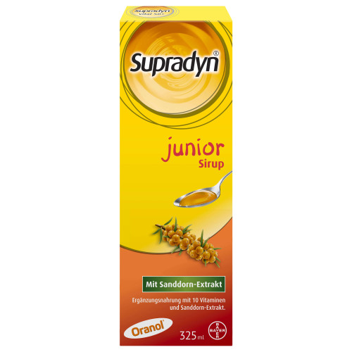 SUPRADYN junior Sirup 325 ml
