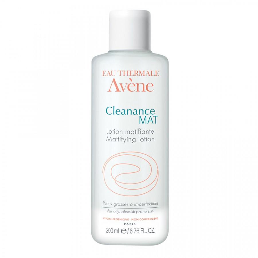 Hier sehen Sie den Artikel AVENE Cleanance MAT Tonic 200 ml aus der Kategorie Gesichts-Reinigung. Dieser Artikel ist erhältlich bei unseredrogerie.ch