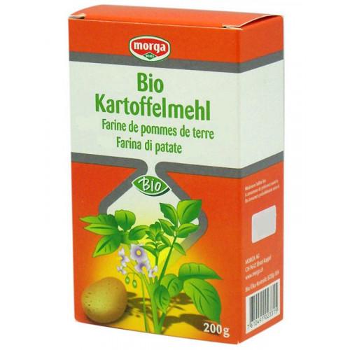 MORGA Kartoffelmehl Bio 200 g
