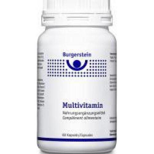 BURGERSTEIN Multivitamin Kaps Ds 60 Stk