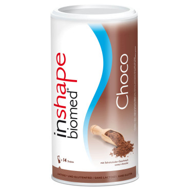 INSHAPE Biomed Plv Choco Ds 420 g