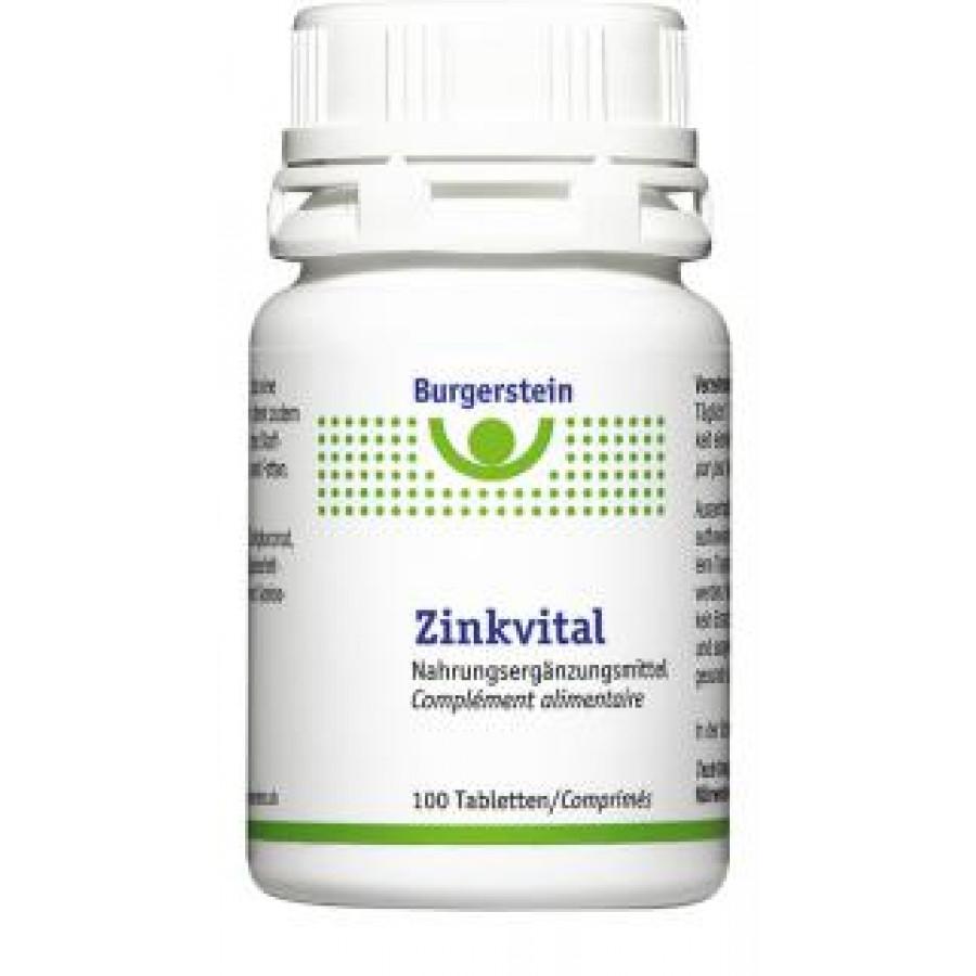Hier sehen Sie den Artikel BURGERSTEIN Zinkvital Tabl 15 mg Ds 100 Stk aus der Kategorie Kurmittel/Nahrungsergänzung. Dieser Artikel ist erhältlich bei apothekedrogerie.ch